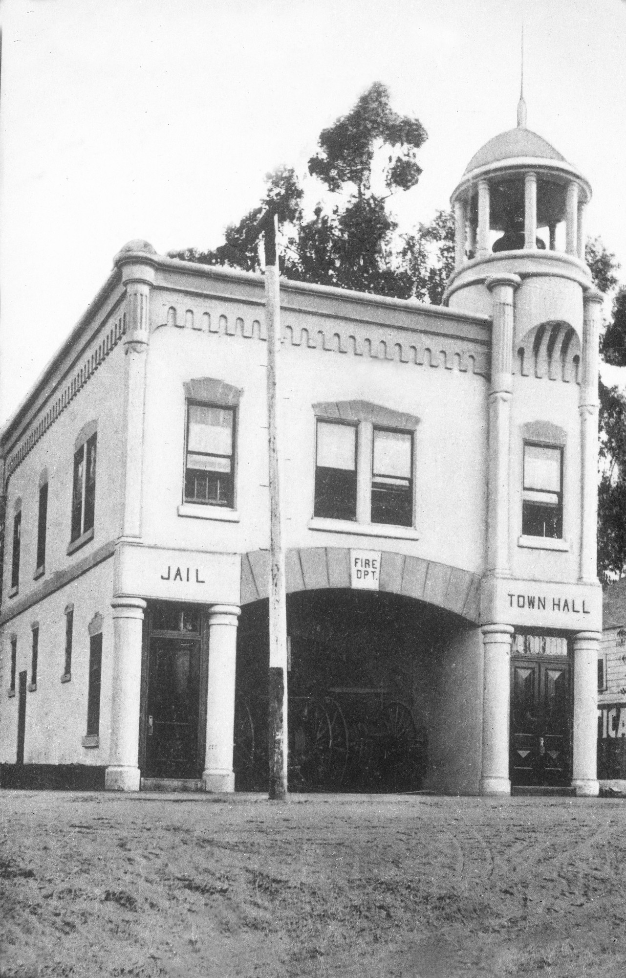 Old Town Hall 1908