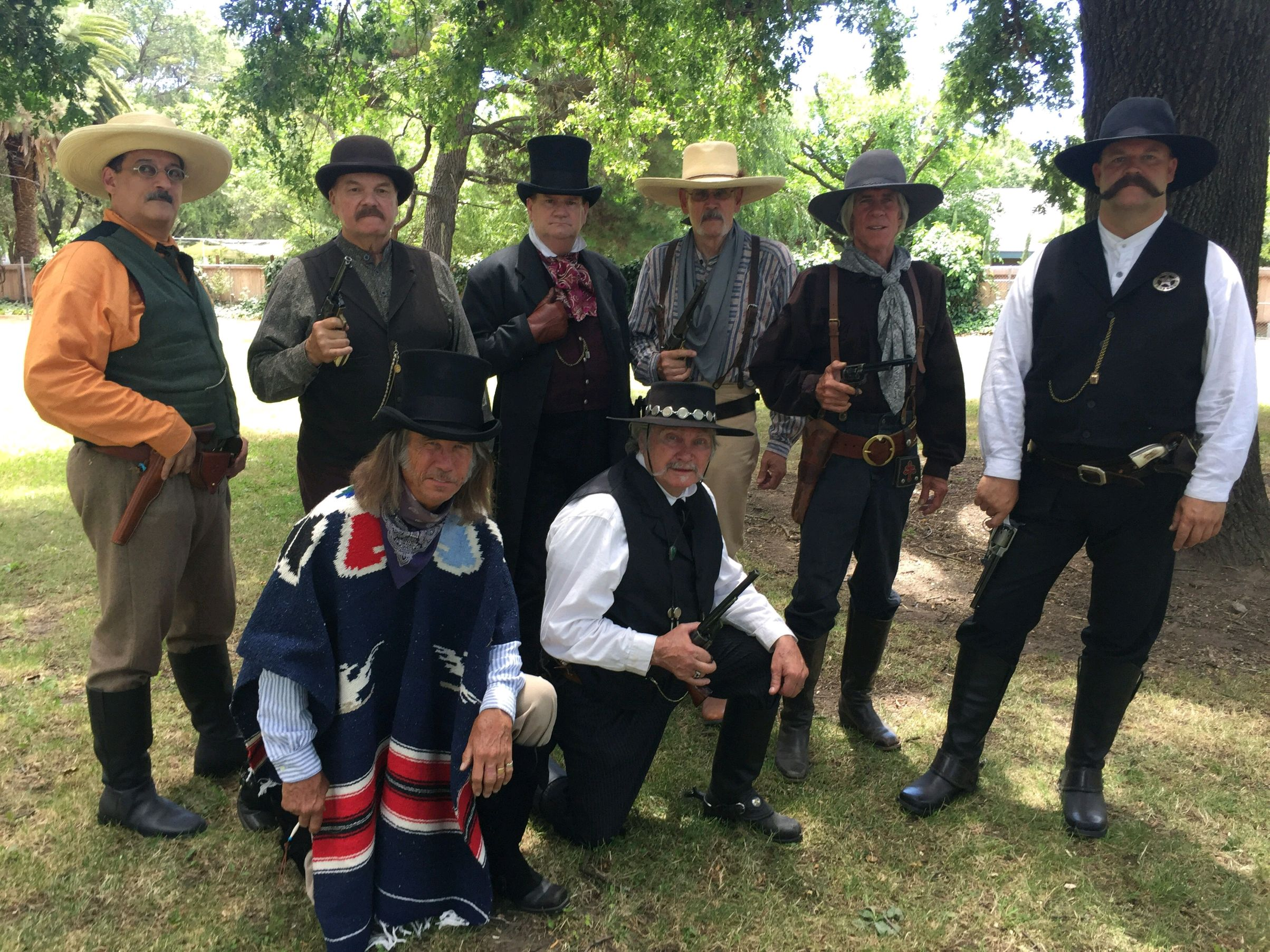 The Congressional Gunfighters of America